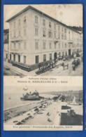 NICE    Raffinerie D'Huiles D'Olive  Maison G MARCELLINI           écrite En 1909 - Nizza