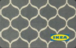 Schweden Gift-card  IKEA - SE52 Fliesen - Cartes Cadeaux