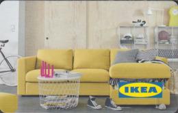 Schweden Gift-card  IKEA - SE53 Room - Cartes Cadeaux