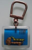 Porte Cle - Mobile  - Bourbon - Bennes Marrel - Porte-clefs