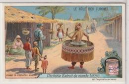 """CHROMOS  - LIEBIG - Série """" Le Rôle Des Cloches """" - Liebig"""
