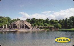 GERMANY Gift-card  IKEA - Berlin Britzer Garten - Cartes Cadeaux
