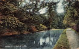 R212810 Canal 1. Pontnewydd. 1940 - Cartes Postales