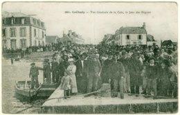 29 - B54646CPA - LOCTUDY - Vue Generale De La Cale, Le Jour Des Régates - Assez Bon état - FINISTERE - Loctudy