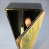 ~ PLUMIER ENFANTS EN CARTON BOUILLI - Ecole Ecolier Enfant - Other Collections