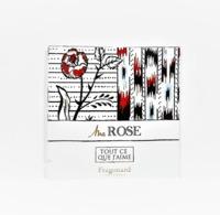 échantillons De Parfum  POCHETTE  MA ROSE   EDT   De  FRAGONARD  EDP   2 Ml - Echantillons (tubes Sur Carte)