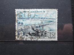 "VEND TIMBRE DU CAMEROUN N° 301 , OBLITERATION "" KRIBI "" !!! - Usados"