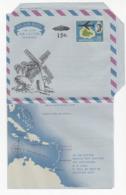 Antigua Illustrated Aerogramme Unused B190920 - Sonstige