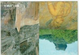 7 Cartes Postales  Différentes Du SRI LANKA (sous Blister) - Sri Lanka (Ceylon)
