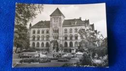 Halle Saale Hauptpost Germany - Halle (Saale)