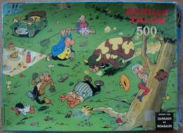 Achille Talon - Puzzle 500 Pcs - 33x46cm - Dargaud Rombaldi - 1980 - Rompecabezas
