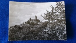 Wernigerode Harz Blick Zum Schloss Feudalmuseum Germany - Wernigerode