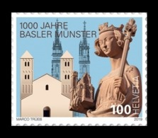 Switzerland 2019 Mih. 2622 Basel Cathedral MNH ** - Nuovi