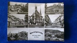 Wernigerode Die Bunte Stadt Am Harz Germany - Wernigerode