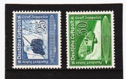 RAD209 DEUTSCHES REICH 1938  MICHL 669/70 Postfrisch Siehe ABBILDUNG - Deutschland