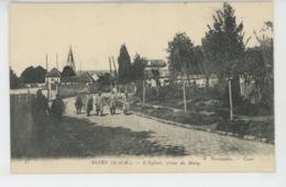MITRY MORY - L'Eglise, Prise De Mory - Mitry Mory