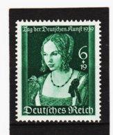 RAD210 DEUTSCHES REICH 1939  MICHL 700 Postfrisch Siehe ABBILDUNG - Deutschland
