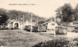 RECHESY  - La Gare, Animée - Sin Clasificación