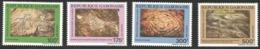 1991 Gabon Prehistoric Findings Set (** / MNH / UMM) - Preistorici