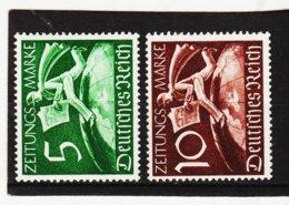 RAD213 DEUTSCHES REICH 1939  MICHL Z738/39 Postfrisch Siehe ABBILDUNG - Deutschland