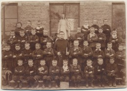 Eeklo Originele Foto Katholieke School Eecloo. - Eeklo