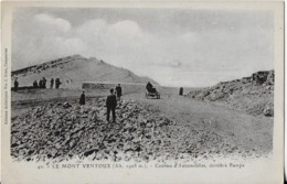 LE MONT VENTOUX (1908 M) Course D'Automobiles - Dernière Rampe.(1931 ) - Francia