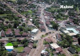 1 AK Sierra Leone * Blick Auf Die Stadt Makeni - Hauptstadt Der Provinz Northern - Luftbildaufnahme * - Sierra Leone