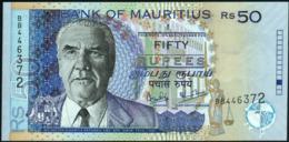MAURITIUS - 50 Rupees 2006 UNC P.50 D - Mauritius