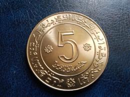 ALGERIE   5  Dinars   1972 - 1962   -- SUP -- - Algerije