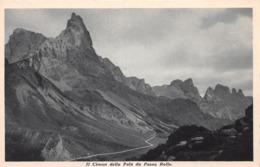 Cimon Della Pala Passo Rolle - Trento
