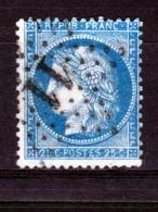 ETOILE DE PARIS N°11 Sur CERES N°60 / DISPERSION D'UNE COLLECTION!! - 1871-1875 Cérès