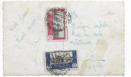 1951 - MAROC ESPAGNOL - CARTE De TETUAN => ORAN (ALGERIE) - Maroc Espagnol