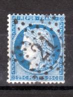 ETOILE DE PARIS N°21 Sur CERES N°60 / DISPERSION D'UNE COLLECTION!! - 1871-1875 Cérès