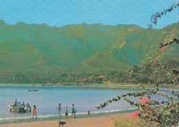 Iles Marquises  Baie De Taiohae Nuku Hiva - Polynésie Française