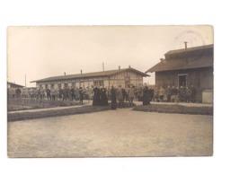 CARTE PHOTO SEMINARISTES   CAMP DE PRISONNIERS ALLEMAGNE - FRIEDRICHSFELD GUERRE 14 - - Oorlog 1914-18