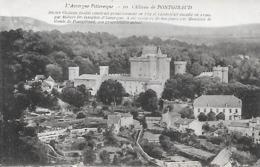 PONTGIBAUD - ( 63 ) - Le Chateau - Frankrijk