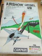 Airshow Ursel 1986 - Afiches