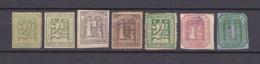 Hamburg - 1864/67- Neudrucke Sammlung - Ungebr./Gest. - Hamburg