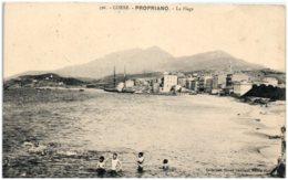 20 PROPRIANO - La Plage - France