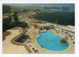 Malte, Malta: New Dolmen Hotel, Qawra St. Paul's Bay, Timbre Saut à La Perche (19-1764) - Malte
