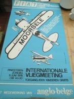 Moorsele Vliegmeeting 1976 - Afiches