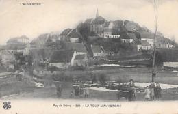 LA TOUR D'AUVERGNE( 63 ) - Vue Générale - Frankrijk