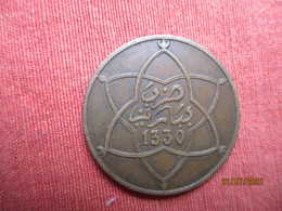 Morocco 10 Mouzounas 1330 - Maroc