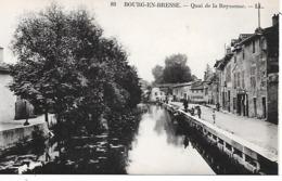 BOURG-EN-BRESSE - ( 63 ) - Quai De La Reyssouse - Frankrijk