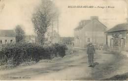 BELLE ISLE BEGARD - Passage à Niveau  - Collection Blevennec - Autres Communes