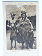 CPA AFRIQUE - Côte D'Ivoire, Un Grand Féticheur - Côte-d'Ivoire