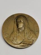 Luxembourg Médaille, Vianden Bta Yolanda 1231-1283 - Tokens & Medals