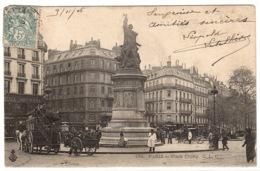 PARIS XVIIème (75) - Place Clichy - Ed. C. L. C. - District 17