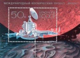 SOWJETUNION 1989 ** - Blocks & Sheetlets & Panes