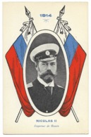 Empereur De Russie NICOLAS II... 1914 - Russie